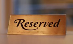 Reservering