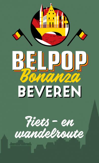 Belpop Bonanza fiets- en wandelroute